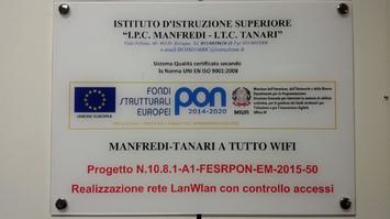 P.O.N.- FONDI STRUTTURALI EU 2014-2020